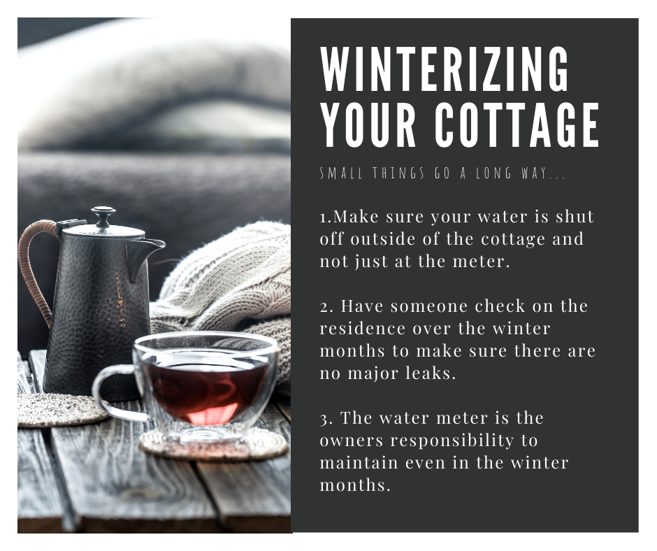 Cottage tips