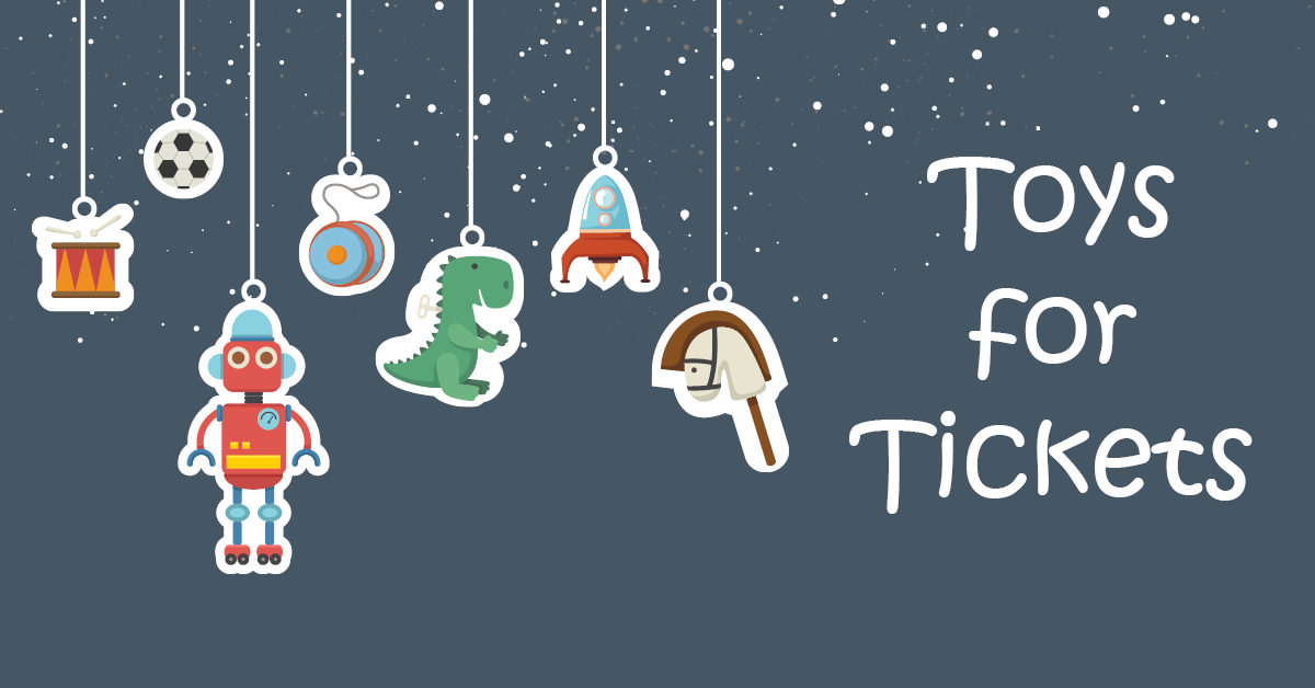 2019 Toys for Tickets