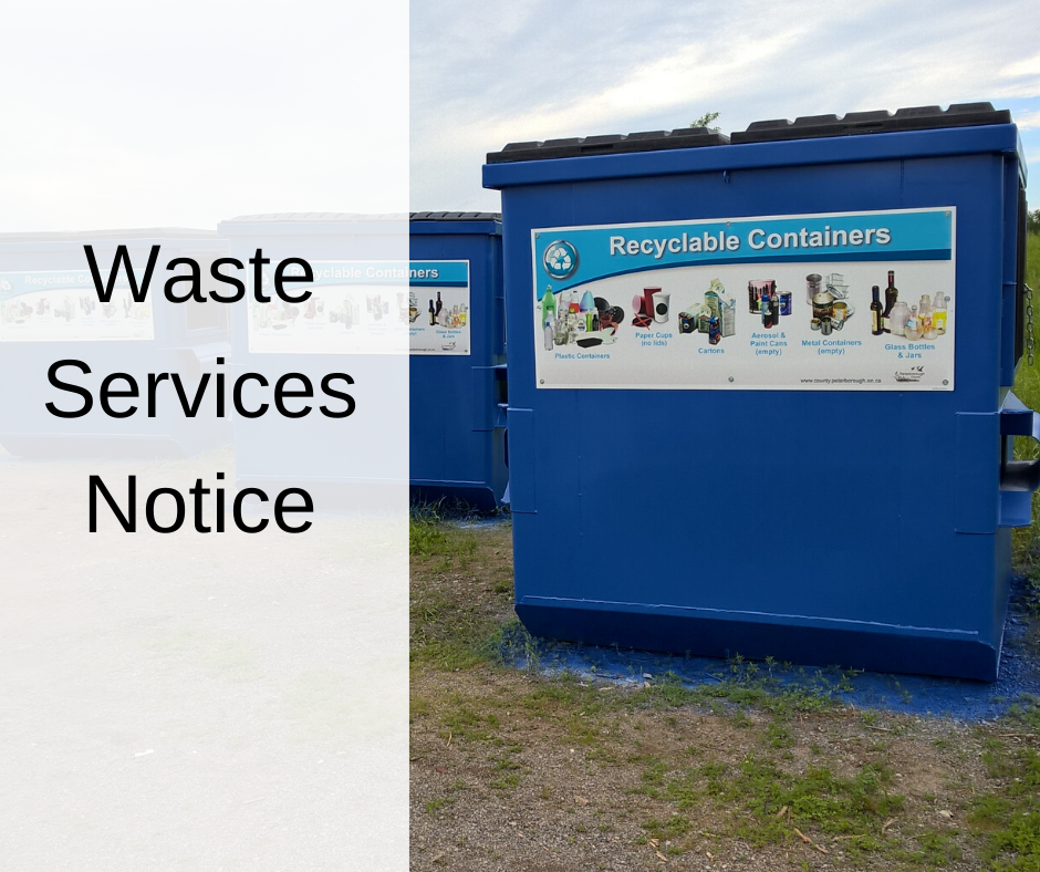 Waste Services Notice FB