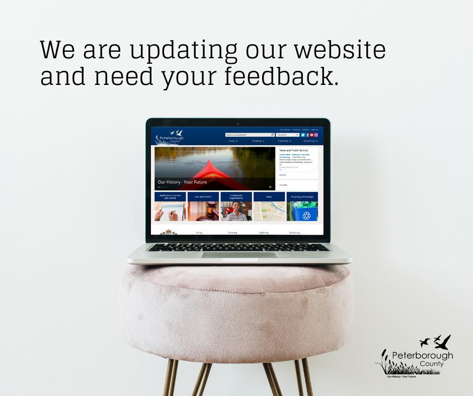 Website Redesign Survey