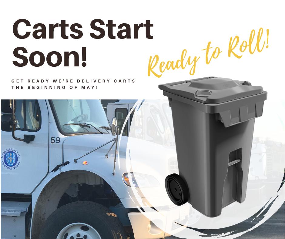 Carts Start Soon!