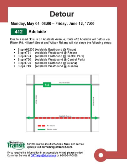 2020-05-04 412 Adelaide detour