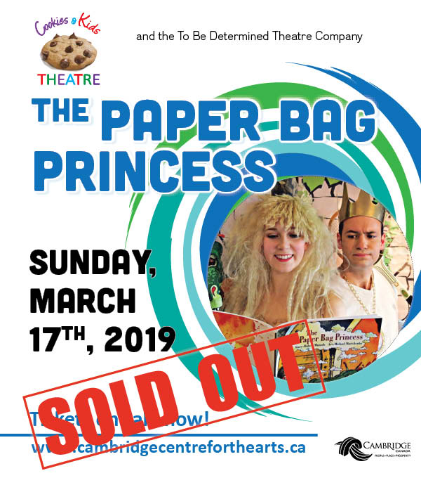 Paper Bag Princess Sold Out