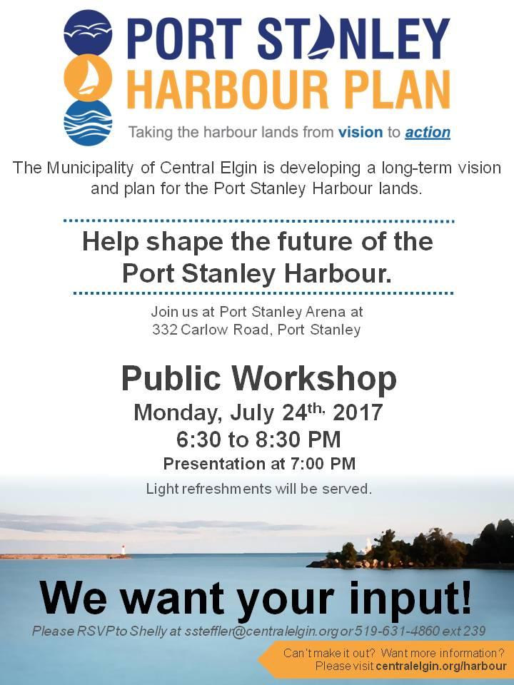 Harbour Public Workshop