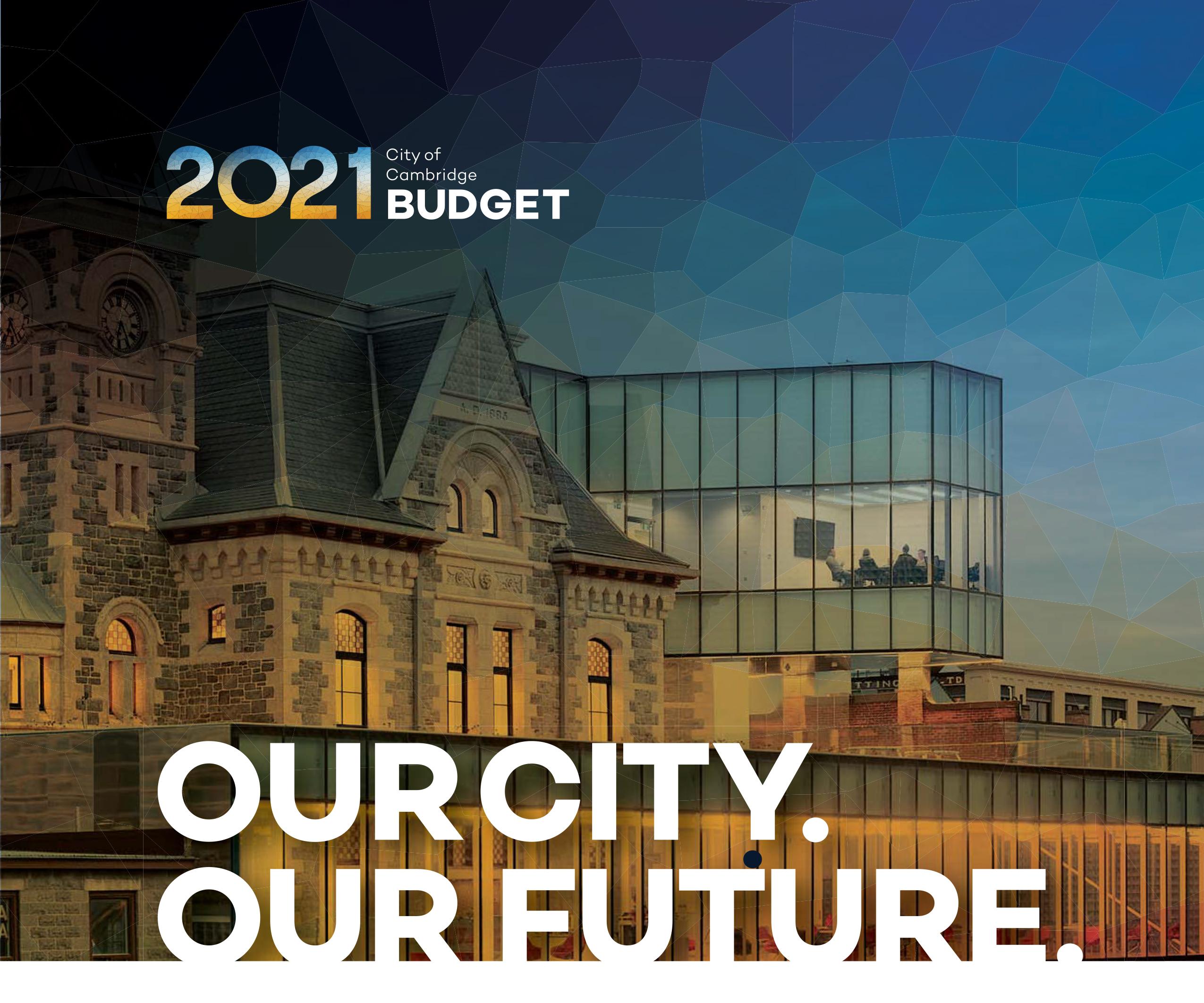 2021 Budget