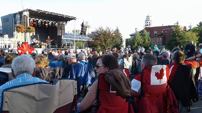 Music Festivals Perth Ontario