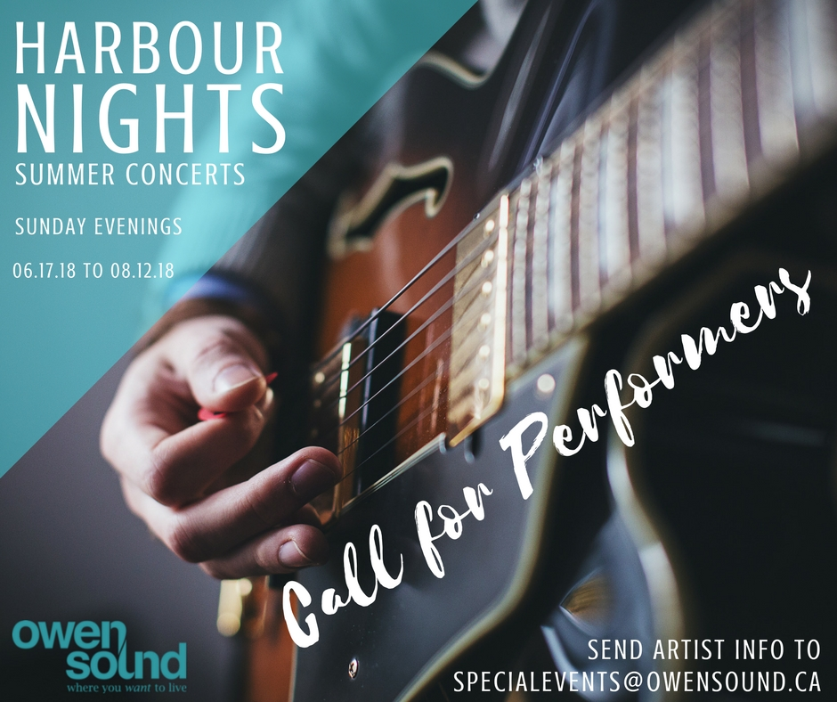 Harbour Nights Summer Concerts