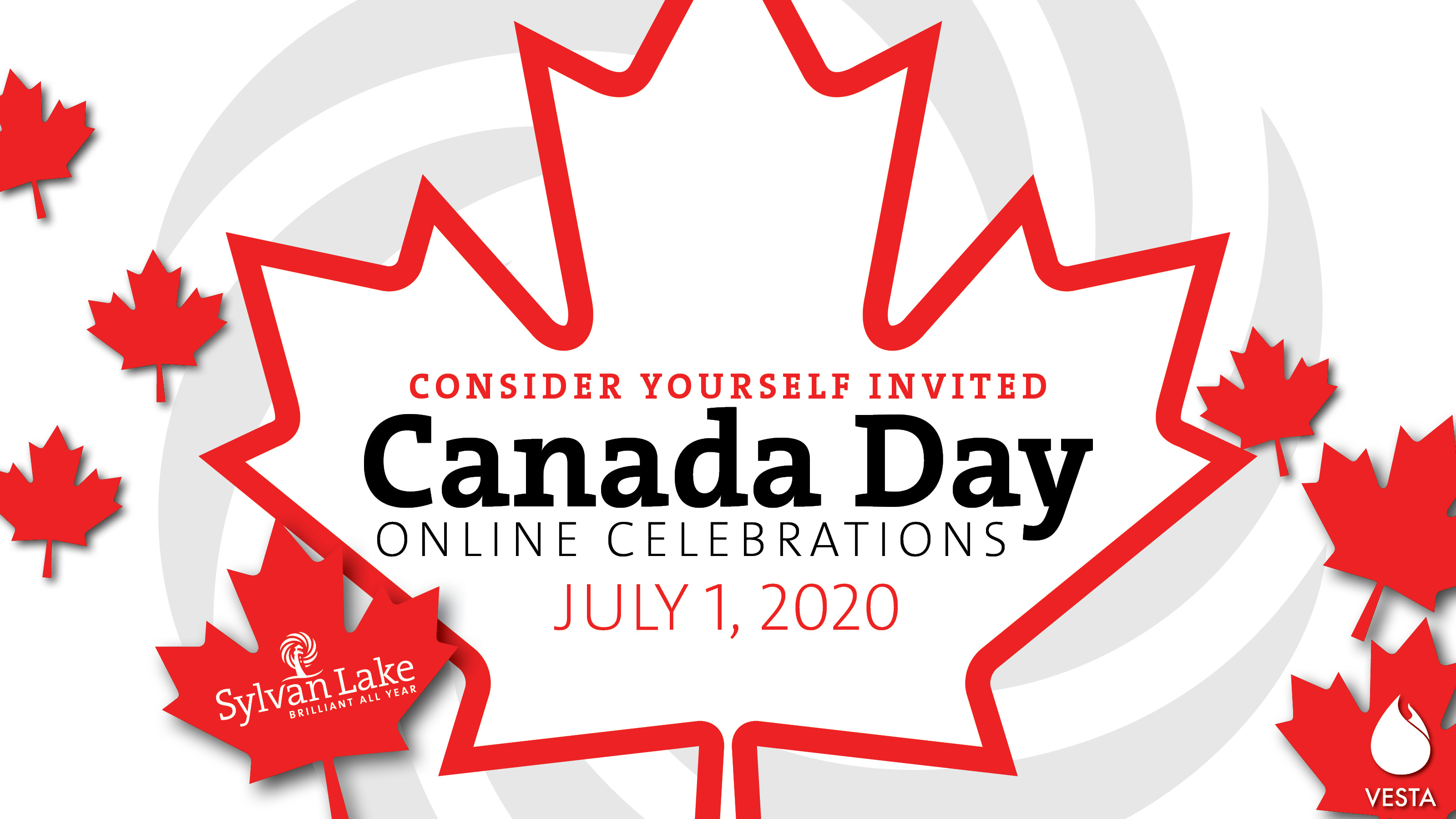 2020 - Virtual Canada Day - FB Event Header
