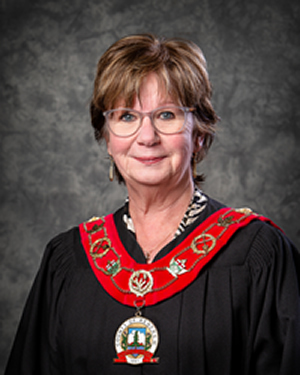 2021 Chair Debbie Robinson