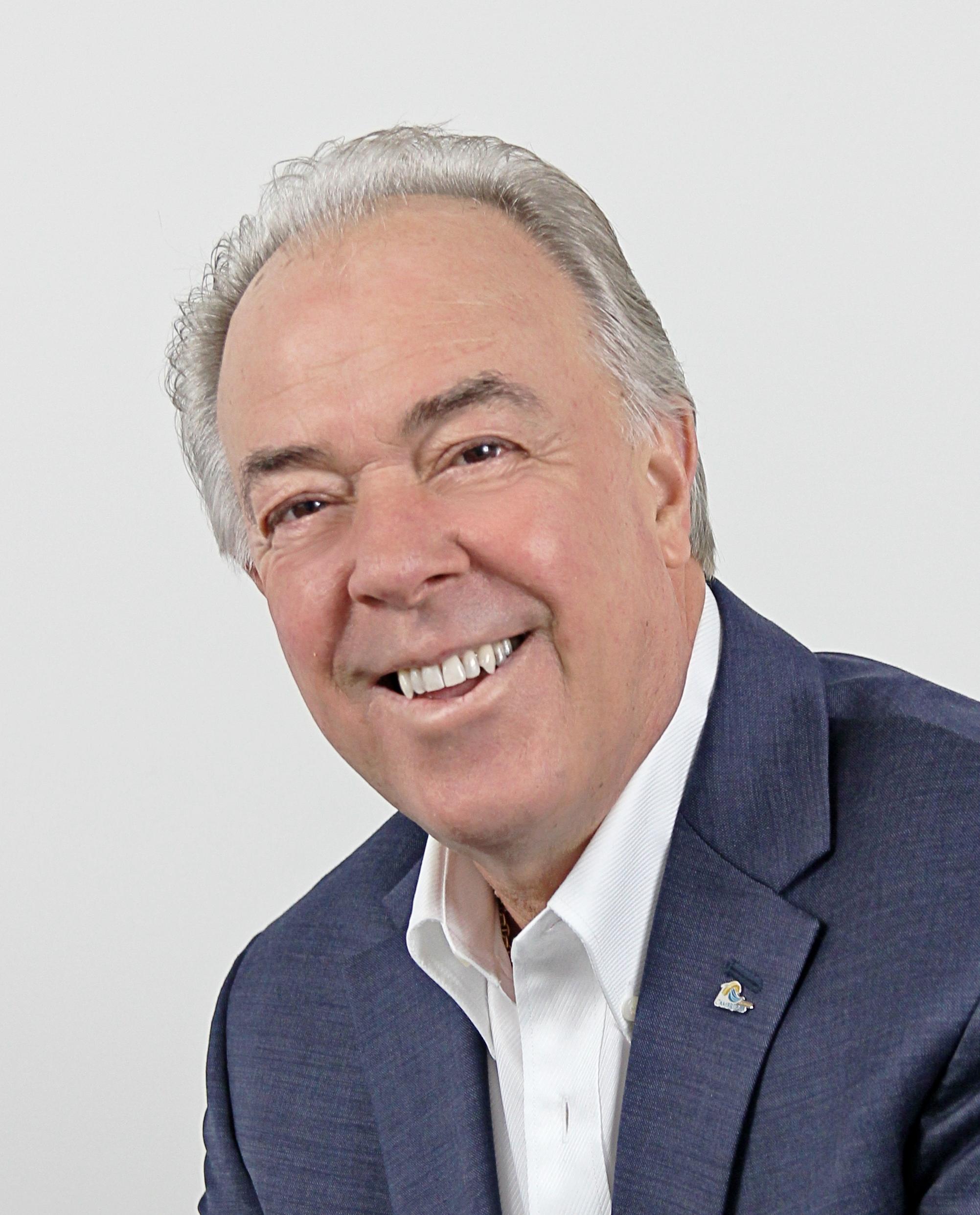 Councillor Frank Monteiro