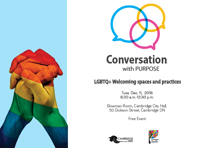 Conversations with Purpose